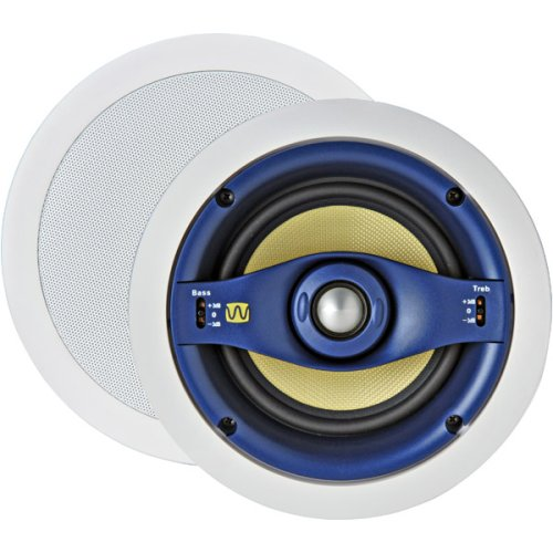 - M&S Systems WG150C 8- Inch Wave Guide Series Ceiling Speakers