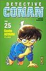 Détective Conan, tome 25 par Aoyama ()