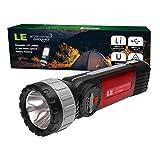 LE Rechargeable LED Flashlight Lantern, Multi-Functional USB Port - Best Reviews Guide