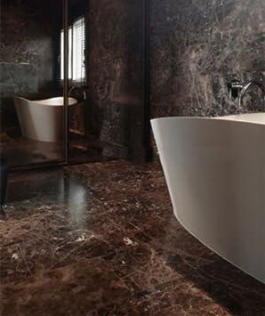 Amazon De Buy 20m2 Emperador Braun Keramik Fliesen Marmor Effekt