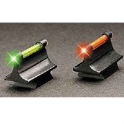 TRUGLO 3/8 Metal Dovetail Ramp .530 Sight, Red