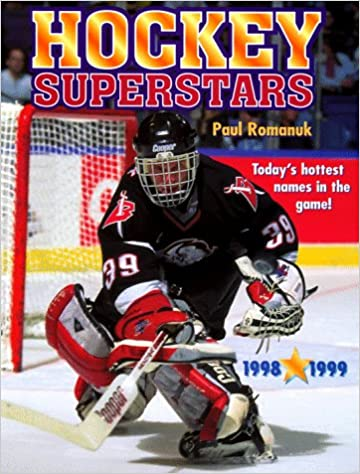 Hockey Superstars 1998-99: Fabulous Facts and Mini-posters