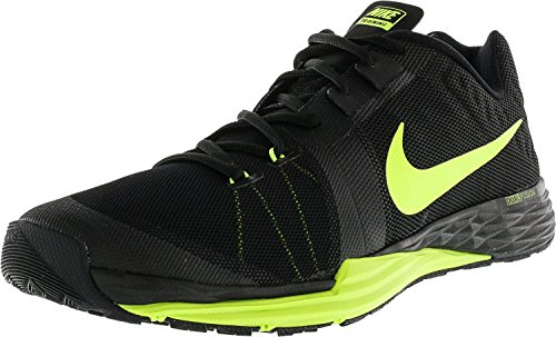 Nike Train Prime Iron Df, Men's Hiking Shoes Black (Black / Volt-cool Grey)