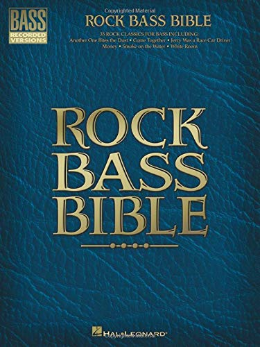 (Rock Bass Bible)