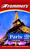 Frommer's Paris from $80 a Day 2002, Siobhan Fitzgerald and Margie Rynn, 0764565400
