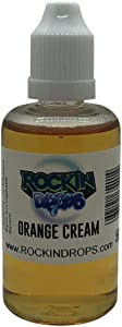 RockinDrops ORANGE CREAM Food Flavoring Concentrate (50ml)