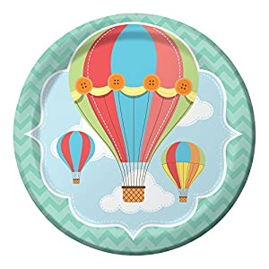 Hot-Air Balloon Themed Party