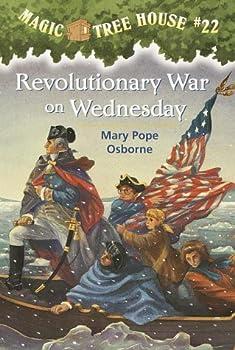 Revolutionary War On Wednesday 0679990682 Book Cover