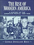 img - for The Rise of Modern America: A History of the American People, 1890-1945 book / textbook / text book