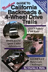 Guide To Northern California Backroads & 4-Wheel Drive Trails Paperback
