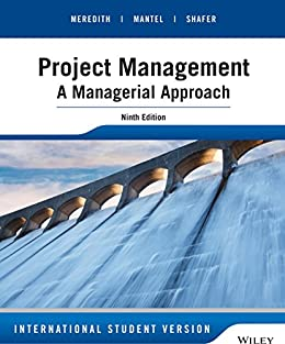 Managerial project pdf approach a management