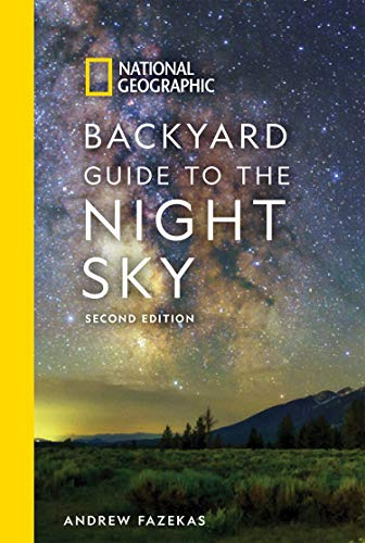 Book Cover: Backyard Guide to the Night Sky, 2nd Edition