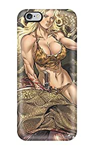 New Style LisaEMurphy Shanna Premium Tpu Cover Case For Iphone 6 Plus