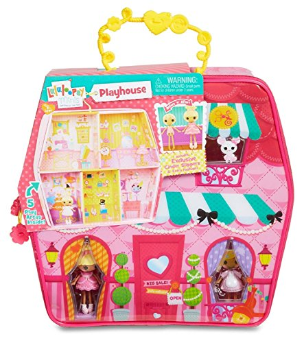 Lalaloopsy Minis Style 'N' Swap Carry Along House ()
