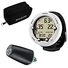 The Vyper Novo dive computer, by Suunto, is the next generation of wireless air integration and computer technology. It allows you to monitor your tank pressure and air consumption from your wrist or your console; you choose the location. Its...