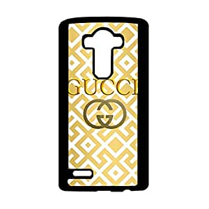 Shockproof Phone Case for LG G4,Stylish Beauty Gucci Brand Logo Series Case,Gucci Logo LG G4 Cover Skin