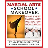 """Martial Arts School Makeover, """"What Every Martial Arts Instructor Should Know"""", Insights Into Owning a Successful Martial Arts School!"""