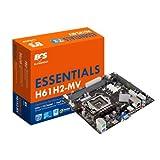 ECS Elitegroup MicroATX DDR3 1600 Intel ? LGA 1155 Motherboard H61H2-MV by ECS Elitegroup