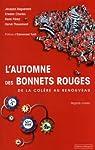 L'automne des bonnets rouges : De la colère au renouveau par Baguenard