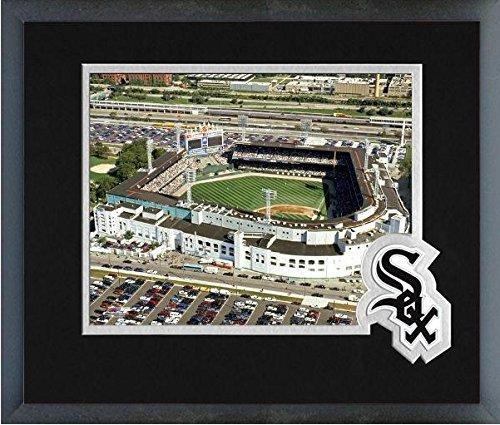 Chicago White Sox Comiskey Park MLB Stadium Photo (Size: 13