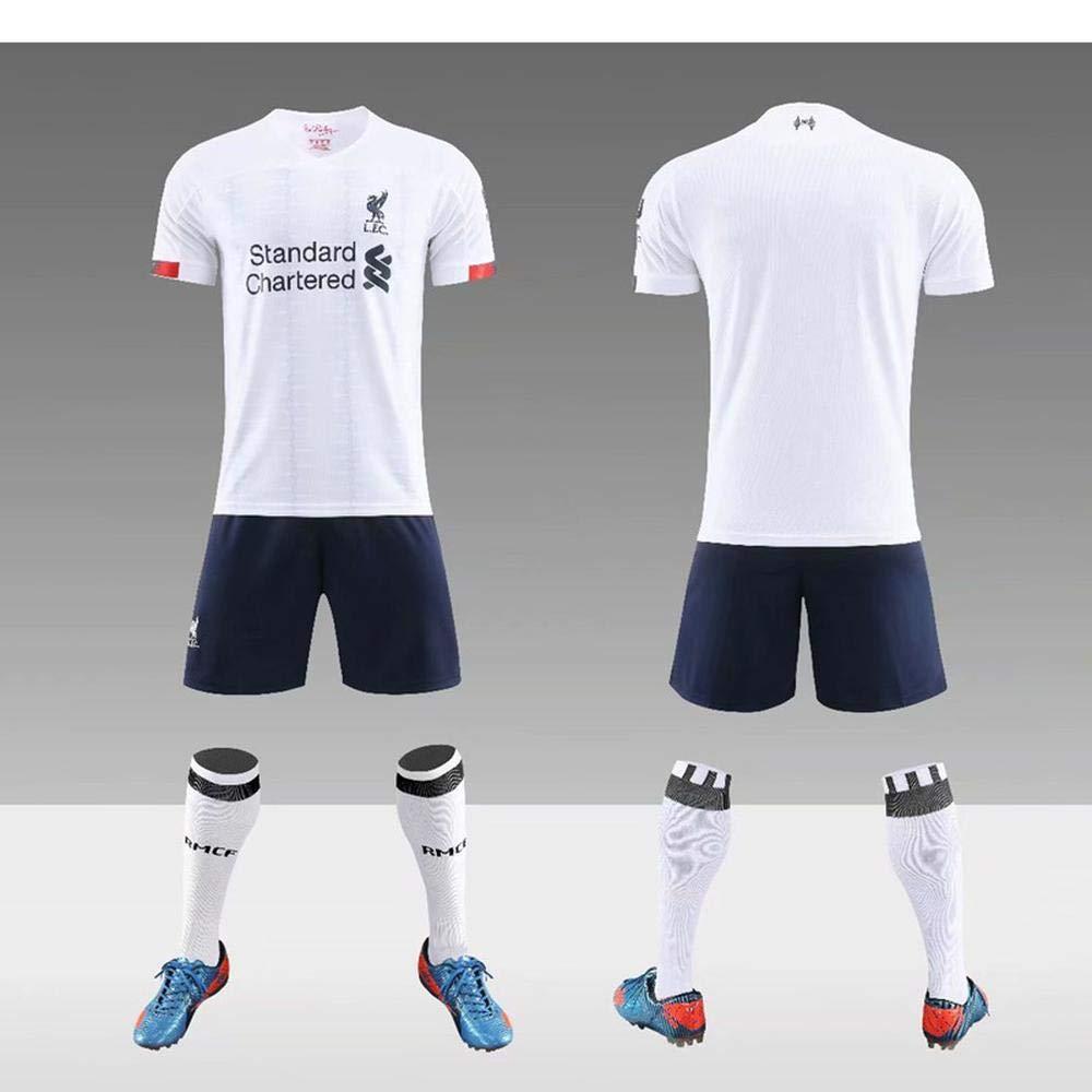XSSC Camiseta Ropa de fútbol Traje Masculino Real Madrid Liverpool ...