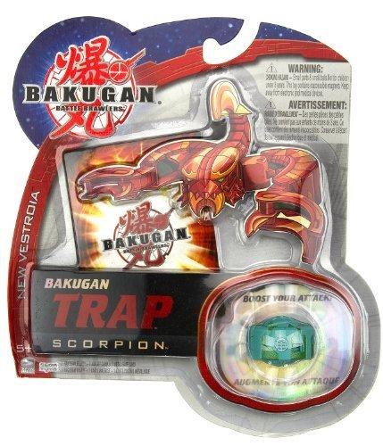 Scorpion (Ventus) - Bakugan Trap New Vestroia Series -