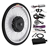 48V/1000W 26'' Front Wheel Bicycle Power-driven Refit Kit