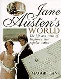 Jane Austen's World, Maggie Lane, 1558507485