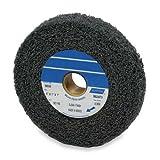 Convolute Wheel, Clean/Finish, 6x1x1, MED