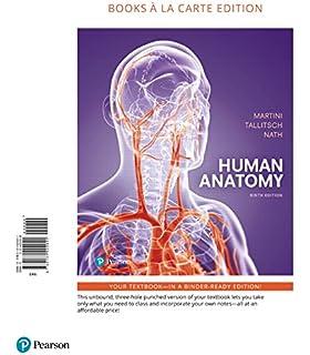 Human Anatomy Books A La Carte Edition 9th