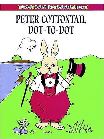 Peter Cottontail Dot-to-Dot