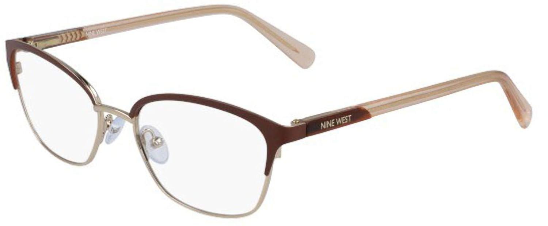 Nine West NW 1086 210 - Gafas de sol, color marrón: Amazon ...