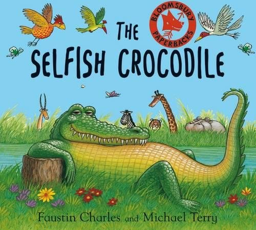 Image result for the selfish crocodile