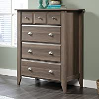 Sauder Shoal Creek 4 Drawer Chest in Diamond Ash