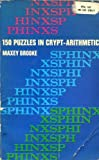 img - for 150 Puzzles in Crypt-Arithmetic by Maxey Brooke (1969-06-01) book / textbook / text book