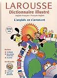 Dictionnaire Illustré : Anglais/français, français/anglais, CE2-CM1-CM2 (CD audio+ poster inclus)