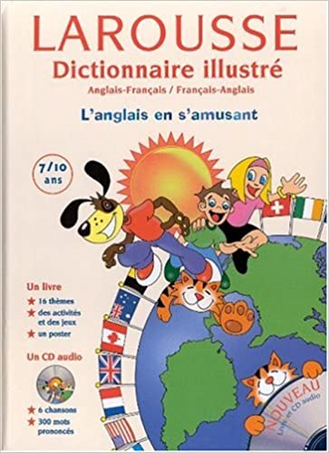Amazon Fr Dictionnaire Illustre Anglais Francais Francais