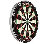 Winmau Diamond Plus Tournament Bristle Dartboard
