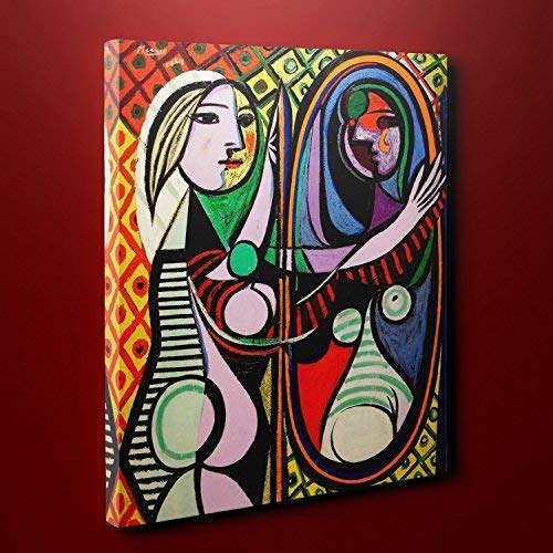 GG Promo Pablo Picasso's Girl Before A Mirror 12