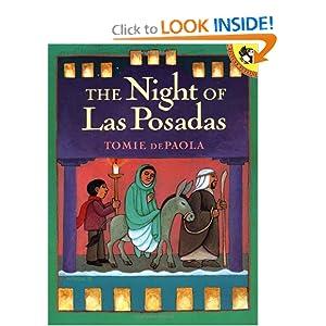 The Night of Las Posadas Tomie dePaola