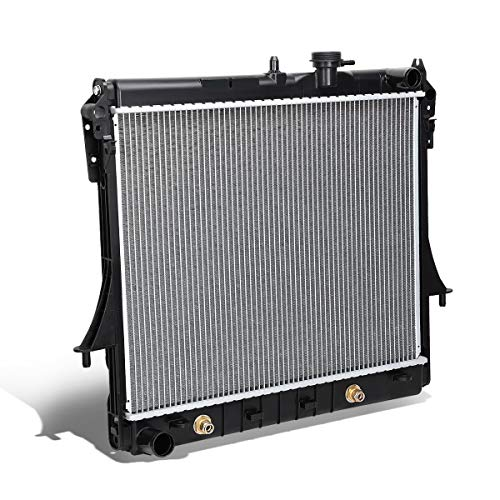 2855 OE Style Aluminum Cooling Radiator for Chevy Colorado/GMC Sonoma 5.3L/Hummer H3 3.5L/3.7L AT ()