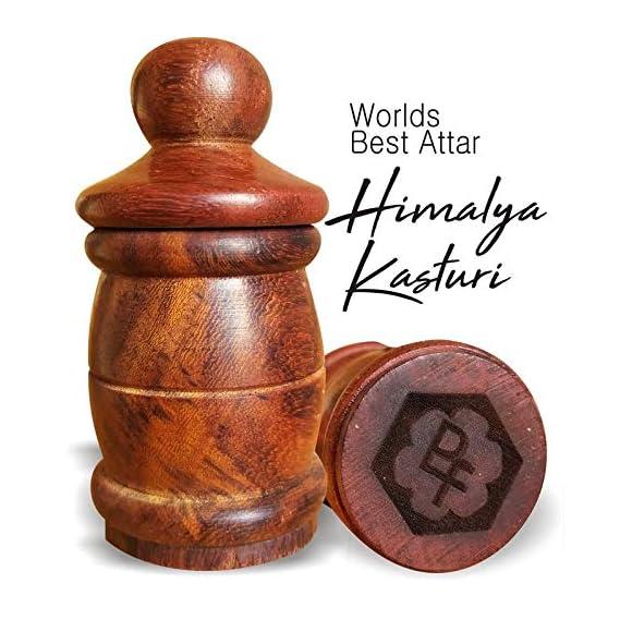 Parag Fragrances Himalyan Kasturi Attar (Worlds Best Attar For Men By Parag) Long Lasting Attar | Real Attar | Alcohol Free Attar