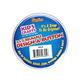 Better Crafts DESIGN A BUTTON 3.6IN 72PC DISPLAY (72 pack) (02406-390)