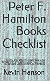 Peter F. Hamilton Books Checklist: Reading Order of Commonwealth Saga Series, Confederation Universe Series, Greg Mandel Series, Void Seriesand List of All Peter F. HamiltonBooks