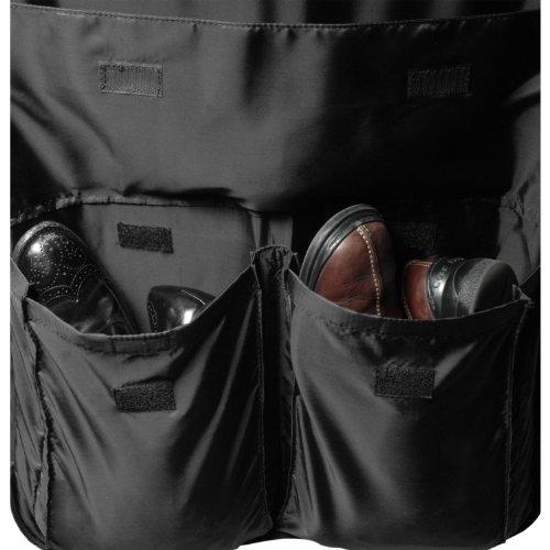 Garment Strap WallyBags One Size with Bi Shoulder 45 Fold Black Bag Black Inch fRnnxIUCwq