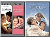 The Notebook + The Lucky One & A Walk to Remember Romance Movies DVD A walk to Remember Triple Set Double Love Twice as Much