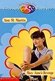 Mary Anne's Revenge, Ann M. Martin, 0590523406