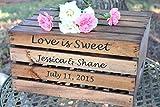 Rustic Wedding Decor Wedding Cake Stand - Cake Stand - Cake Crate - Rustic Wedding Decor Wedding Cake Stand - Cake Stand - Cake Crate