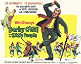 Darby O'Gill and the Little People POSTER Movie (1977) Style D 11 x 14 Inches - 28cm x 36cm (Albert Sharpe)(Janet Munro)(Sean Connery)(Estelle Winwood)(Kieron Moore)(Jimmy O'Dea)