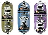 REDBARN Naturals Premium Dog Food Roll Variety